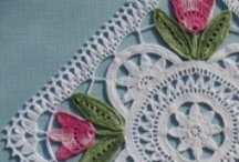 Doilies & Table Cloths / by Anne Selnick