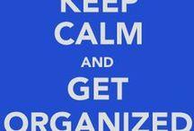 Organization / by Meghan Johnson
