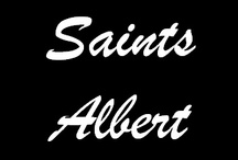 Saints with the name Albert
