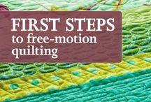 Quilt-Free motion designs!