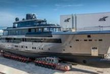 CRN Yachts - Launch and beyond