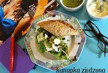 kanapka zjedzona / O moim blogu i wszystkich kanapkach jakie tam można znaleźć.  I love sandwich<3