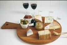 serveerplanken // serving boards / serveerplanken, snijplanken, dienbladen en onderzetters // serving boards, cutting boards, cheese boards, plates, serving trays