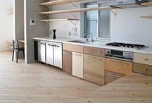 keukens // kitchens