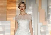 Romantic Wedding Dresses / Good old-fashioned romance: my top picks for romantic wedding dresses