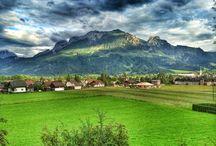 Bauernhaus Steiermark / Austria Styria Countryside Farmhouse
