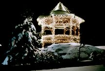 Holidays at Mohonk Mountain House / Holidays are magical on our Mountaintop! Delight in beautiful victorian holiday decor that fills the house.