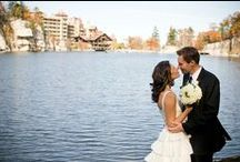 Weddings at Mohonk Mountain House / A collection of some of the many beautiful weddings held on our mountaintop.