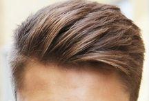 Men's Hair (Beards Inclusive)