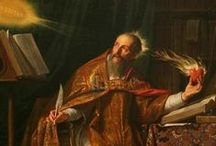 Saint Augustine of Hippo / Pages, videos and audio of material by or about this Great Doctor of the Church