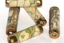 Paper Jewellery / Jewellery Making