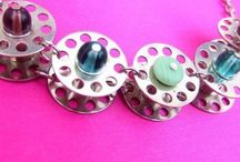 Recycling / Making jewellery from recycled materials