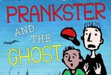 Book: The Prankster and the Ghost / Information and #teachingresources for my middle-grade adventure story