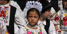 népviseletek / Folk costume