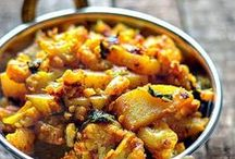 RECIPE: Indian Cuisine (vegan + organic) / Our favourite Indian Cuisine recipes that are Vegan and Organic. Spicy, warm, and sweet meals for the entire week!