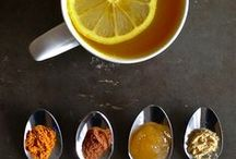 RECIPE: Healthy Teas & Drinks / We love drinking teas! A compilation of our favourite teas that are both delicious and loaded with health benefits. Follow this board to find your cup of tea.