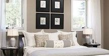 Stylish Bedroom / Here's a collection of all the design ideas and inspiration. Enjoy!