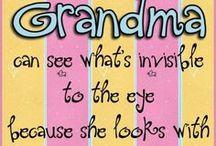 *Grandma thats me*