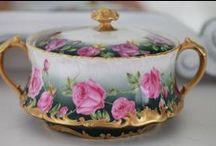 *Limoge porcelain*