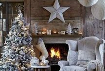 White Christmas Stuff / by Evie Dejong