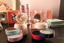 *Vanity,and vanity items and vintage make up*