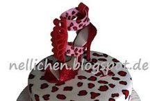 My cakes,  Meine Törtchen / Cakes I've made