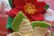 Crochet Christmas / Crocheting for Christmas / by Gail