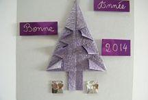 créations  de Noël - for Christmas / cartes, décorations de noel