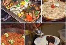 Catering Thaba Tshwene Game Lodge