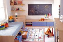 Every Kid's Dream - Kids Bedroom / Wouldn't you want your kid to have the perfect dream bedroom ?? Here are some awesome designs to make them all the more playful.