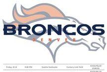 Denver Broncos / Denver Broncos