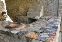 pompéi / site archéologique