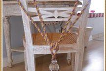 Decor at Thaba Tshwene Game Lodge / Stylish & Elegant