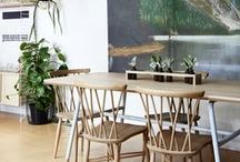 Home Decor / Indoors inspired by the outdoors