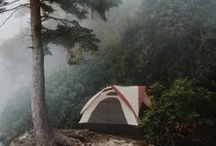 Tents and Teepees / Nights under canvas