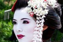 Period Era: Japanese Geishas