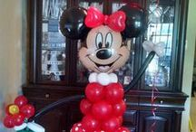 Balloon Creations / Balloon Decor, Arches, Columns, Centerpieces, Bouquets and Custom Designs created by NOLA Party Boutique