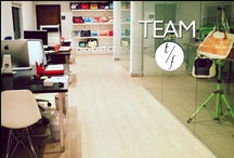 Team Thursday Friday! / A peek into what happens behind the scenes at our Thursday Friday offices in Los Angeles, CA!