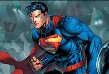 Superman / Superman has super-everything—strength, speed, flight, invulnerability as well as his renowned X-ray and heat vision. He remains the most powerful being on the planet. / by DC Comics