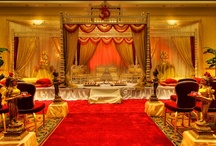 Indian Inspirations / We LOVE the amazing atmosphere of Indian weddings! From the linens to the centerpieces to the music, it's always a memorable event!