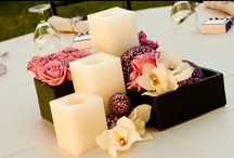 The Center of Attention / Amazing centerpieces & table accessories we love!