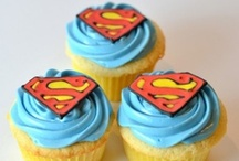Parties / From favors to games, this board has all your super hero party needs. / by DC Comics