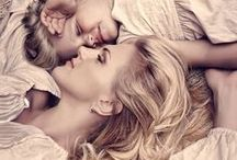 Mommy and Savannah  / by Scarlett Girardin