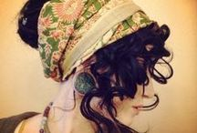 bohemian/gypsy style
