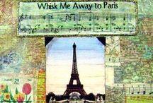 my heart belongs to Paris