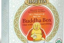Buddha Box - One with everything / A sampler box with 11 kinds of Hari Tea to explore and experience