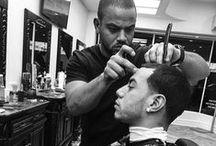 Fresh Barbershop / For the barber who craves a little inspiration! We love our barbers! #4barber #kellerinternational #barber #barbershop #fade #trim #barbercut