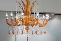 Our favourite chandeliers / Here you will find personally chosen chandeliers from our vast collections. Some are Murano chandeliers, some are from elsewhere in Italy. All are gorgeous!  http://www.italian-lighting-centre.co.uk  We export worldwide.