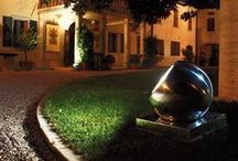 Outdoor Lights and lanterns / Some lovely things for your garden at www.italian-lighting-centre.co.uk