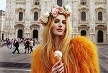 the world of fashion